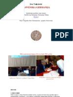 Dr Ivo Vukčević - Slovenska Germanija -odlomak III dela knjige