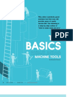 2004-01-01 the Basics of Rebuilding Machine Tools