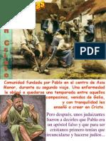 11-03 Galatas. Fe en Cristo