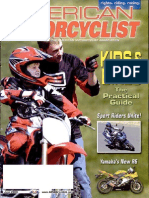 American Motorcyclist Jun 2006