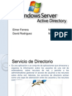 Active Directory Grupo No.1