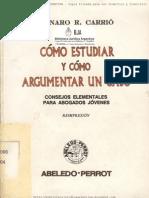 Coleccion+Practica+ABELEDO+PERROT+Como+Estudiar+y+Como+Argumentar+Un+Caso