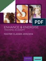 Enhance & Energise - master classes