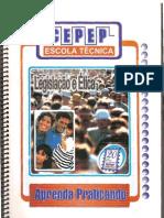 CEPEP - Apostila de Legislação e Ética