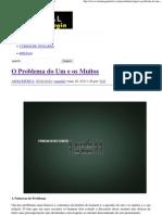 O Problema do Um e os Muitos _ Portal da Teologia.pdf