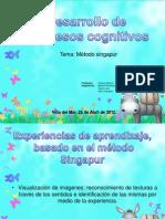 procesos cognitivos disertacion metodo singapur.ppt