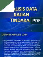 Tajuk 10 - Analisis Data Kualitatif Kajian Tindakan(Printed)