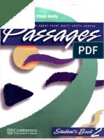 Cambridge - Passages 2 Students Book