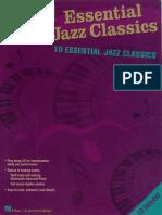 Jazz Play Along Vol. 12 - Essential Jazz Classics