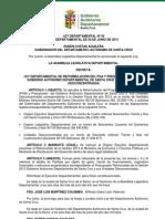 Ley Departamental 56
