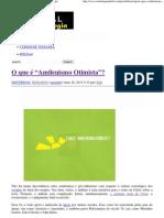 """O que é """"Amilenismo Otimista""""_ _ Portal da Teologia.pdf"""