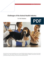 Challenges Animal Health Industry Insight 2012