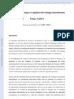 Commerce électronique et régulation des échanges internationaux