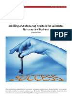 Branding Marketing Practices Successful Insight 2012