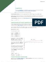Função Logarítmica - Matemática Didática