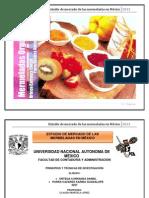ESTUDIO DE MERMELADA EN MÉXICO completo