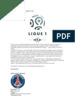 Guia Da Ligue 1 2013