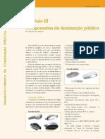 2-COMPONENTES DA ILUMINAÇÃO PÚBLICA