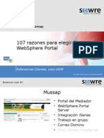 IBM WebSphere Portal and Web Content Management References from Sowre Consulting