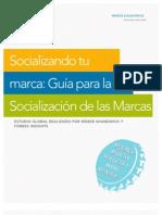 Estudio Socializando Tu Marca Weber