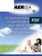 iPureAir Brochure