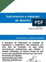 AULA 01 Instrumentos e Materiais