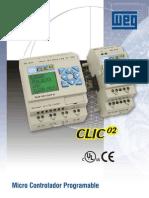 1-1771 Micro Controlador programable - CLIC 02 - Esp