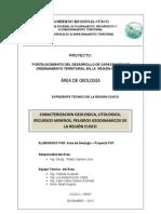 Caracterizacion Expediente Tecnico Region