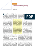 2002. Nutrients and Environmental Quality