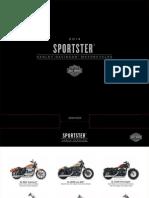 2014 Sportster
