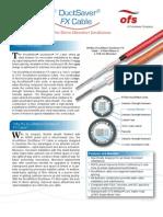 AccuRibbon DuctSaver FX 122 Web