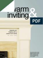Build Fireplace Mantel