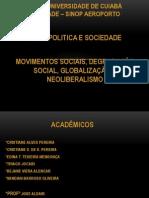 Trabalho Jose Aldair Neoliberalismo.