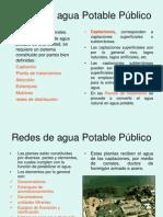 Redes de Agua Potable Publica