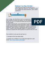 Convertir Tu Windows 7 en Mac