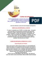 Curso de Espanhol Completo