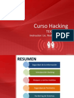 Curso Hacking Dia 1(27-Abril-13)