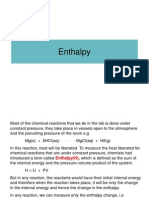 Enthalpy 2