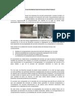 Concreto Autocompactado en Placas Estructurales