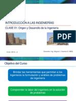 Clase 01 OrigenDesarrollo Ingenieria