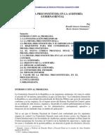 La prueba preconstituida en la auditoría gubernamental_Ronald Atencio Sotomayor