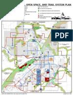 Northfield Park/Trail Master Plan -- Map