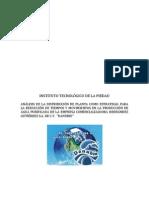 Proyecto Final de Investigacion Danubio