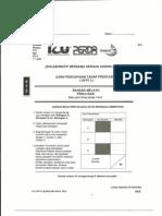 UPSR Percubaan 2013 Penang BM Penulisan