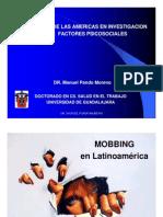 Mobbing y acoso psicológico en Latinoamérica