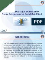 Diapositiva Flujo de Caja Nic 7