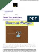 Quando Nasce uma Criança _ Portal da Teologia.pdf