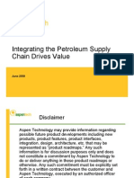 Integrating Petroleum Supply Chain