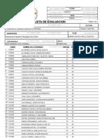 Técnicas de Evaluación Psicológica (PS-E1044)