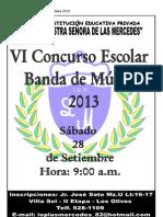 Bases Banda 2013